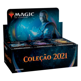 MAGIC THE GATHERING COLEÇÃO M21 BOOSTER BOX
