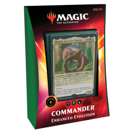 MAGIC THE GATHERING COMMANDER 2020 IKORIA  ENHANCED EVOLUTION