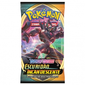 POKEMON EE3 ESCURIDAO INCASDESCENTE BOOSTER