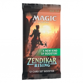 MAGIC THE GATHERING RENASCER DE ZENDIKAR SET BOOSTER