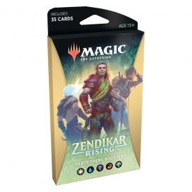 MTG RENASCER DE ZENDIKAR THEME BOOSTER PARTY