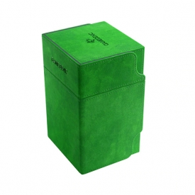 DECK BOX GAMEGENIC WATCHTOWER 100+ CONVERTIBLE (VERDE)