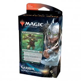 MAGIC THE GATHERING M21 DECK DE PLANESWALKER GARRUK