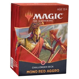 MTG CHALLENGER DECK 2021 MONO RED AGGRO