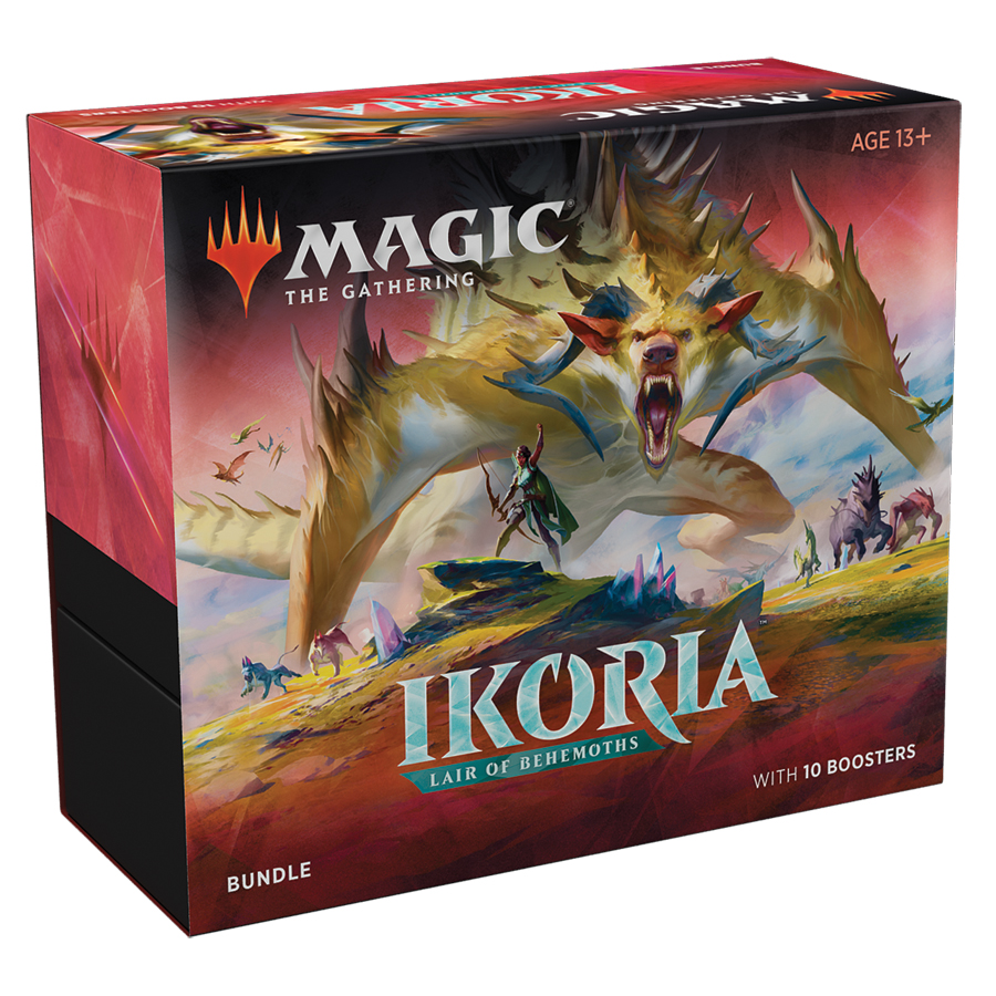 MAGIC THE GATHERING IKORIA TERRA DE COLOSSOS BUNDLE