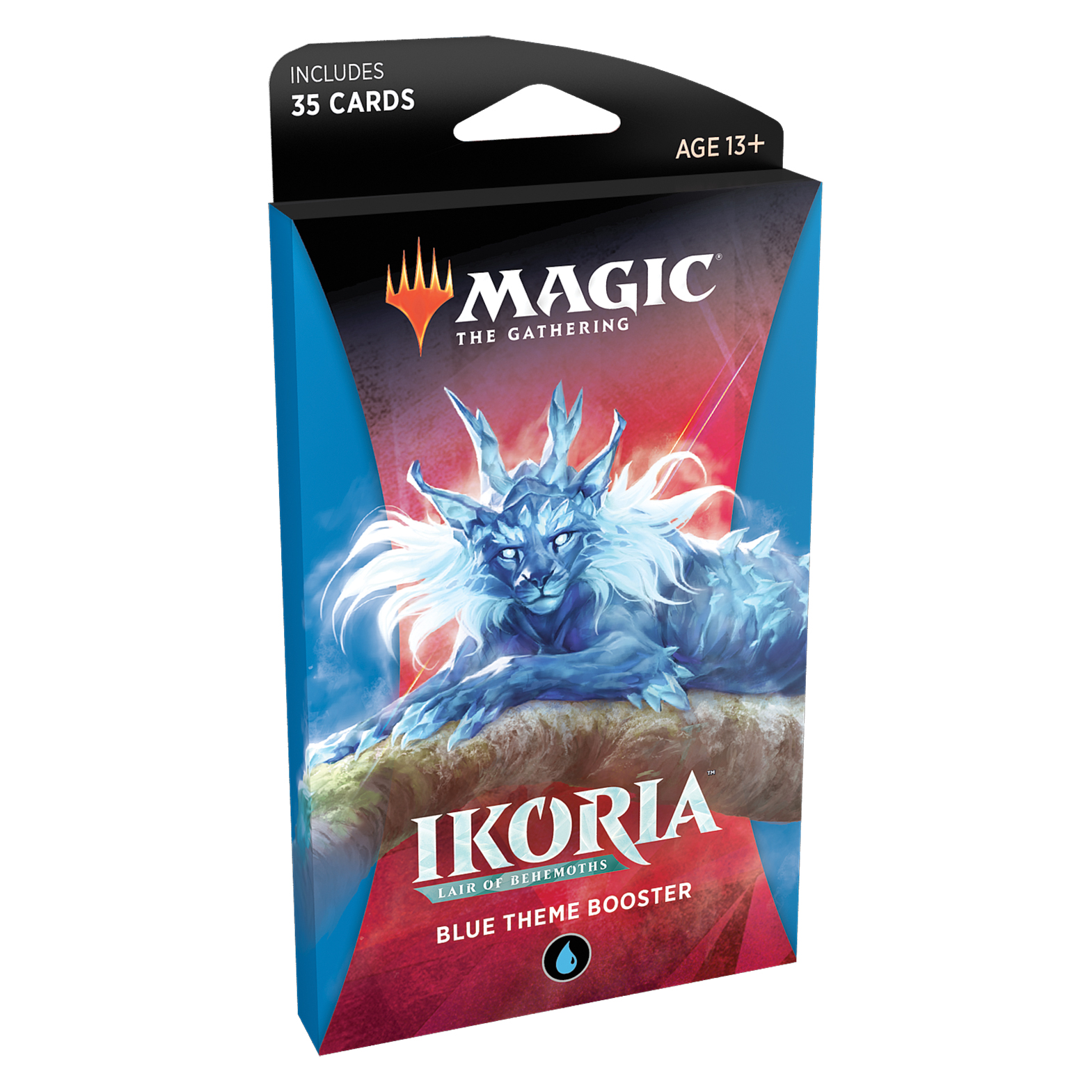 MAGIC THE GATHERING IKORIA THEME BOOSTER AZUL