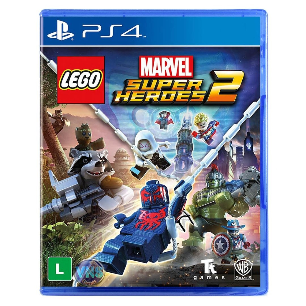 LEGO MARVEL SUPER HERÓIS 2 PS4