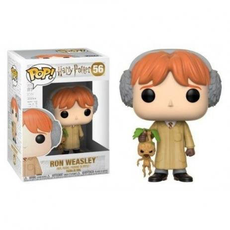 POP! FUNKO POP HARRY POTTER - RON WEASLEY #56