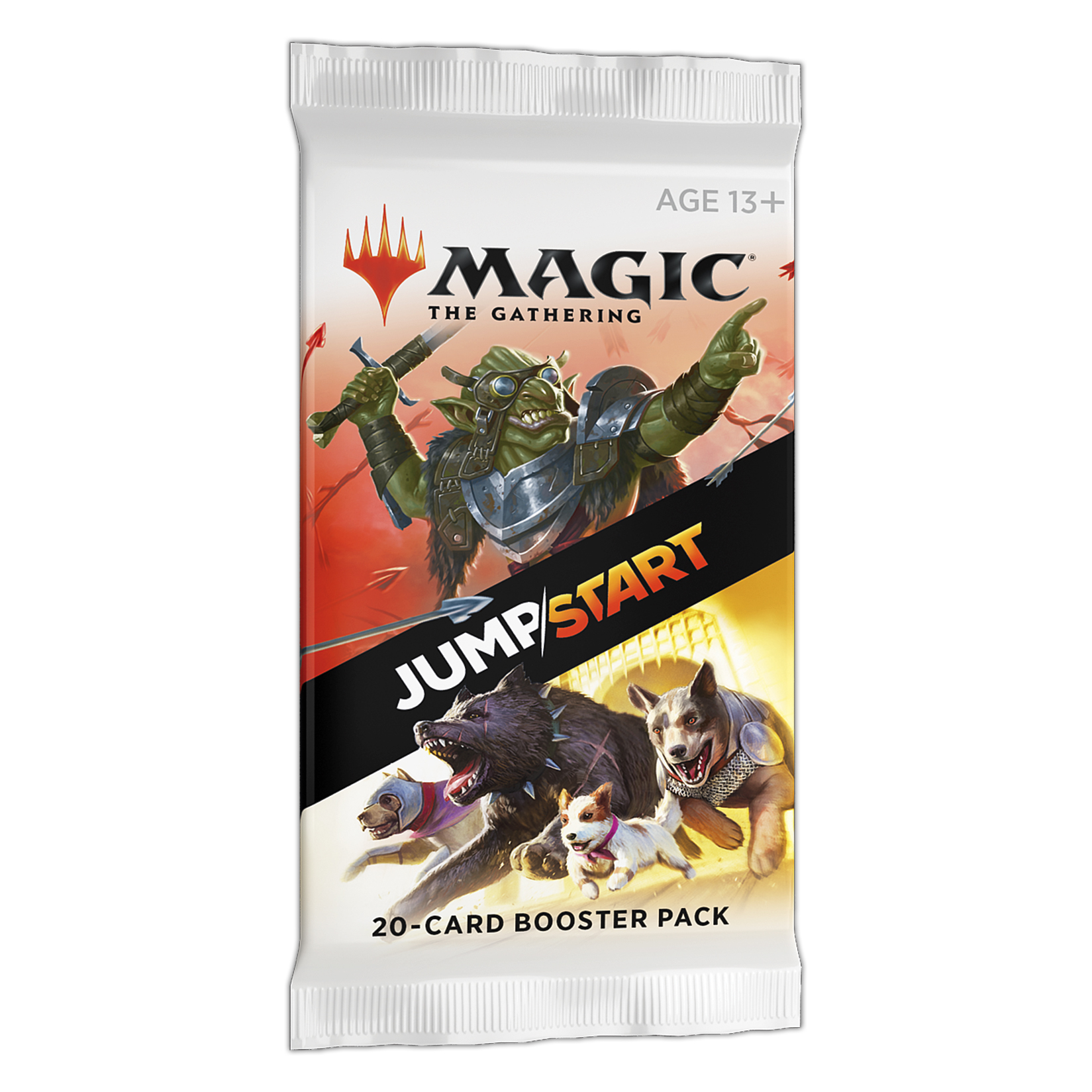 MAGIC THE GATHERING JUMPSTART BOOSTER