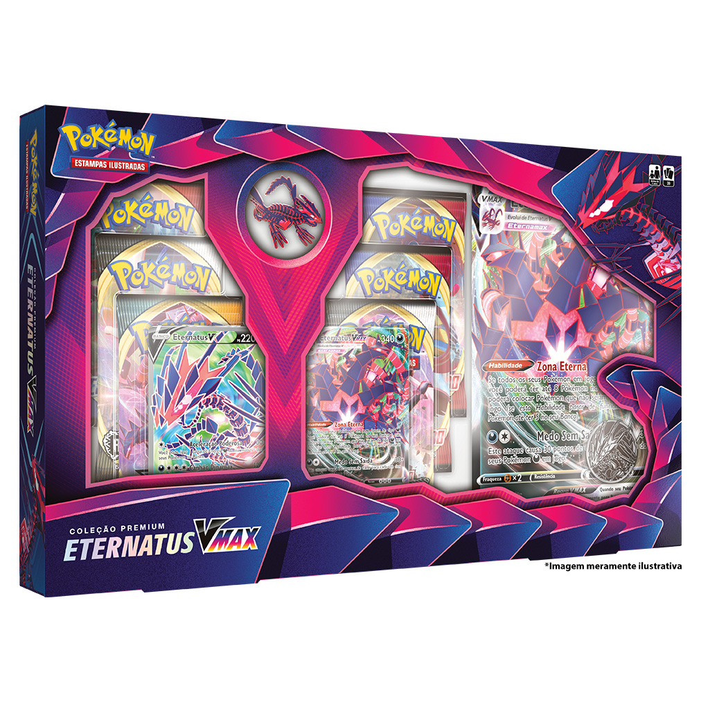 POKEMON BOX ETERNATUS V
